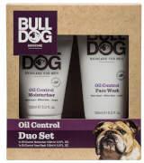 Bulldog Skincare For Men Bulldog Oil Control Duo Set (Worth 10.50)