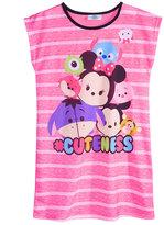 Disney Tsum Tsum Nightgown, Little Girls (2-6X) and Big Girls (7-16)