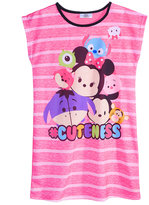 Disney Tsum Tsum Nightgown, Little Girls (2-6X) & Big Girls (7-16)