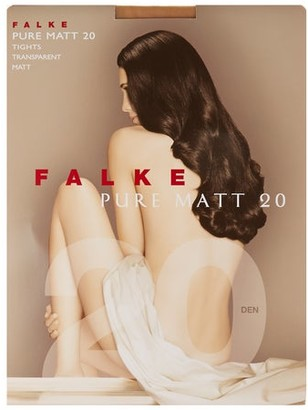 Falke Pure Matte 20 Denier Tights - Nude