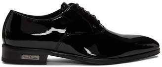 Paul Smith Black Patent Fleming Oxfords