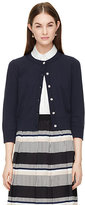 Kate Spade Jewel button cropped cardigan
