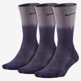 Nike Cushion Fade Graphic Crew Socks (3 Pair)