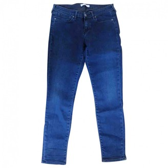 Edwin Black Cotton - elasthane Jeans for Women