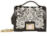 Andrew Gn Mini Embellished Brief Cross Body Bag