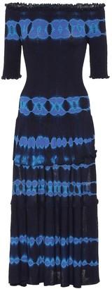 Altuzarra Akaya knit off-shoulder dress