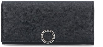 Bulgari Logo Wallet