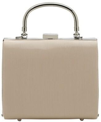 Olga Berg Hard Case Handle Bag OB4232