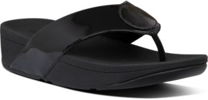 FitFlop Demelza Logo Toe-Thong Sandals Women's Shoes