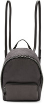 Stella McCartney Grey Mini Falabella Backpack