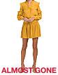 Jazelle Pleated Dress