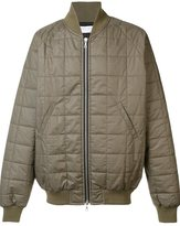 John Elliott - padded bomber jacket - men - Cotton/Cupro - L
