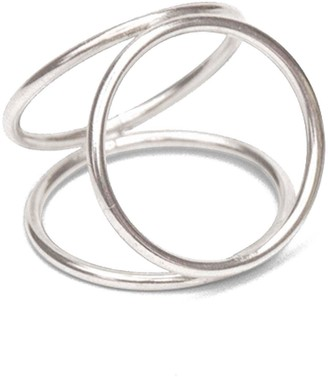 Nathnit Triple Ring - Sterling Silver