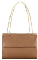 Nina Ricci Large Mado Leather Shoulder Bag