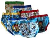 Disney Little Boys' Jake 7-Pack Brief