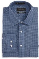 Nordstrom Men's Smartcare(TM) Traditionial Fit Houndstooth Dress Shirt