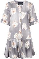 Moschino floral print dress - women - Rayon - 42