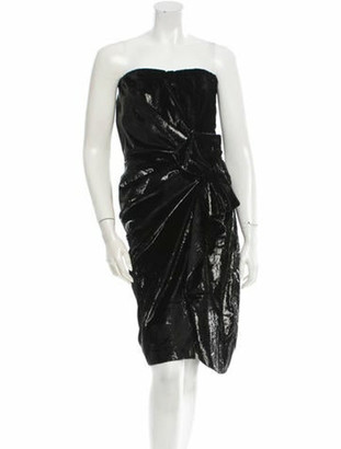 Lanvin Dress Black