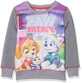 Nickelodeon Girl's Paw Patrol Small Owl Sweatshirt,(Manufacturer Size: 3 Years)