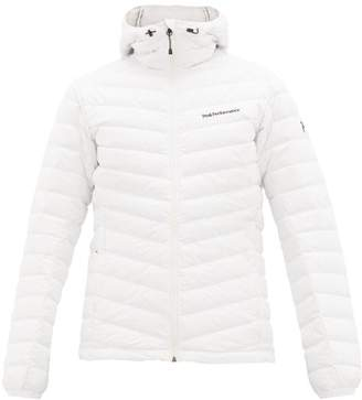 Peak Performance Frost Quilted-down Jacket - Mens - White