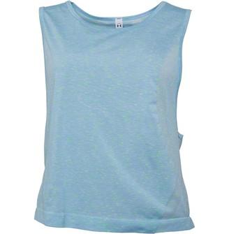 Under Armour Womens Vanish Seamless Spacedye Muscle Tank Blue