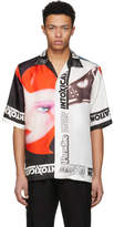 Stella McCartney Multicolor Patchwork Ron Shirt