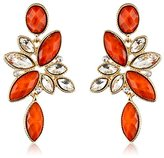 Amrita Singh Hamptons Coral Tamira Drop Earrings