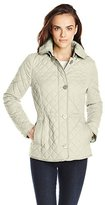 Tommy Hilfiger Women's Hooded Quilted Jacket
