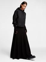 DKNY Pure Cropped Sleeve Hoodie