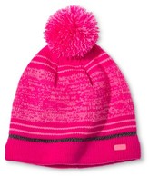 Champion Girls' Beanie - Pink One Size