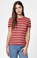 Volcom Down To Ride Ringer T-Shirt