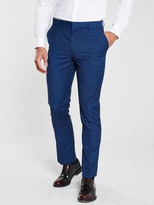 Very Man Regular Work Trousers - Blue