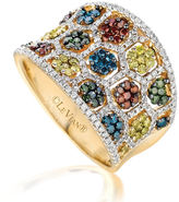 LEVIAN CORP LIMITED QUANTITIES Le Vian Grand Sample Sale Exotics Multicolor Diamond Ring