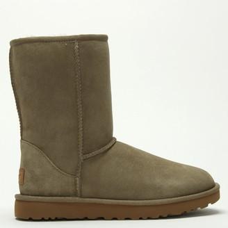 UGG Classic Short II Antilope Twinface Boots