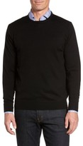 Peter Millar Men's Crown Soft Merino Wool & Silk Crewneck Sweater