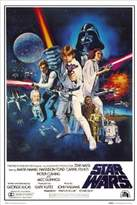 Star Wars RhythmHound A New Hope Movie (Group, Credits) Poster Print