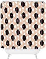 Deny Designs Allyson Johnson Ikat Class Shower Curtain