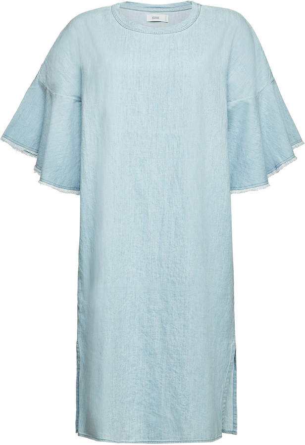 Closed Penelope Midi Dress with Cotton and Linen