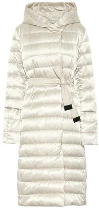 Max Mara Novelu reversible quilted coat