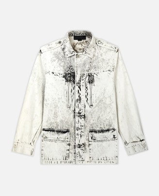 Stella McCartney david denim jacket