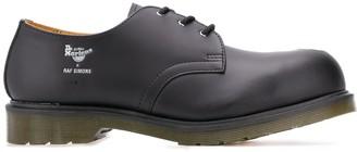 Raf Simons x Dr Martens lace-up Derby shoes