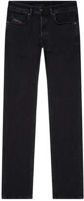 Diesel Dark Wash Skinny-Fit Jeans