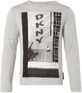 DKNY Boys Illustration T-Shirt