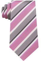 Kenneth Cole Reaction Men's Texture Bar Stripe Tie