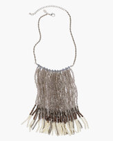 Chico's Nova Fringe Necklace