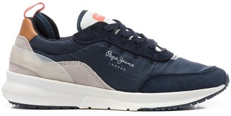 Pepe Jeans N22 Summer W Trainers in Suede
