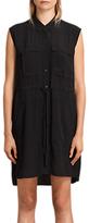 AllSaints Millie Sleeveless Dress, Black