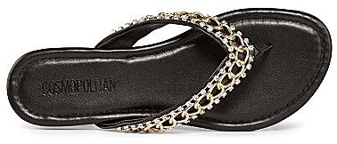 JCPenney Cosmopolitan Dallas Embellished Thong Sandals