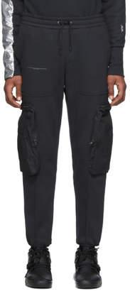 Oakley by Samuel Ross Grey Fleece Cargo Pants