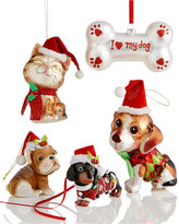 Holiday Lane Holiday Pet Collection, Created for Macy's